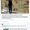 Die Antwort von IKEA auf den Post des Autors auf Facebook.