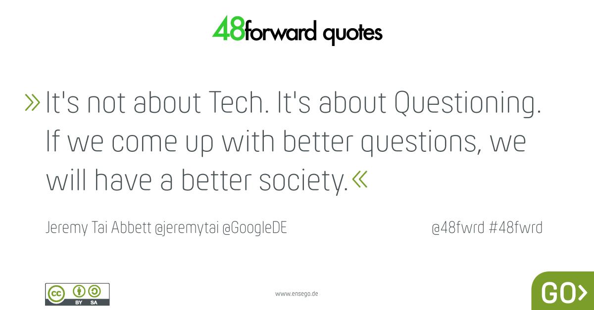 Jeremy Tai Abbett tech questions